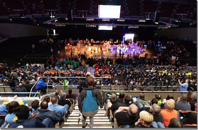 2018 FIRST Robotics PNW Championship