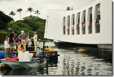 USS Arizona Memorial Survey Crew