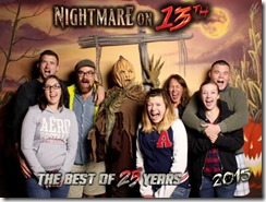 Haunted House in Salt Lake City - Nightmare on 13th