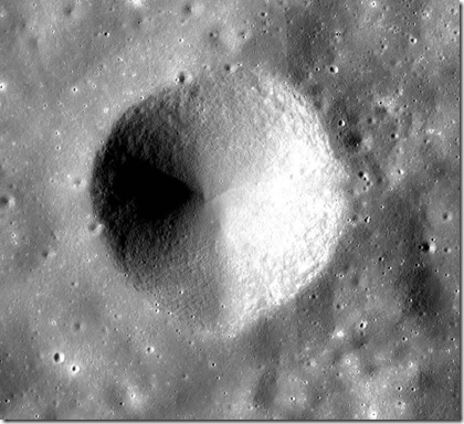 Hurley's Moon Crater