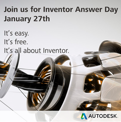 Autodesk Inventor Answer Day