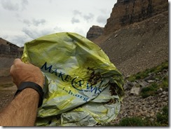 Make A Wish mylar balloon was found at over 10,000 feet on Mt Timpanogas Utah.