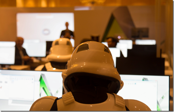 Autodesk University Classes are out of this world