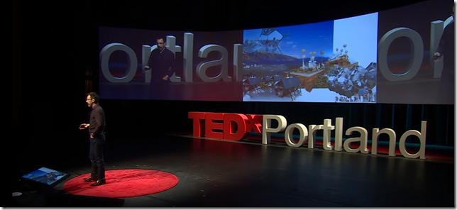 TEDx Portland Talk by Maurice Conti of Autodesk