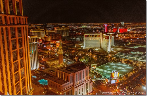 View from my room last year at AU 2015