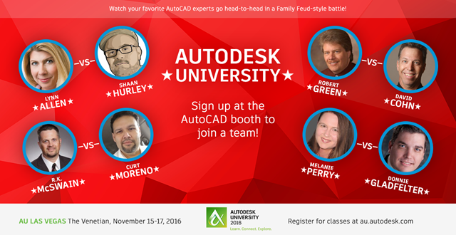 AutoCAD Family Fued