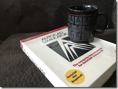 Old Autodesk Coffee Mug and AutoCAD Simulator Product