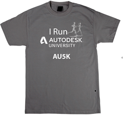 Autodesk University AU5K Shirt