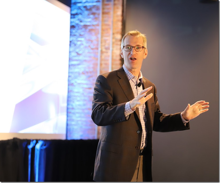 Mayor Ted Wheeler welcomed Autodesk to downtown Portland