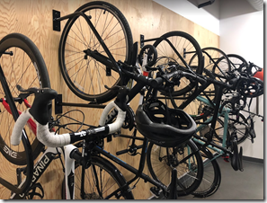 Autodesk Portland Bike Racks FULL