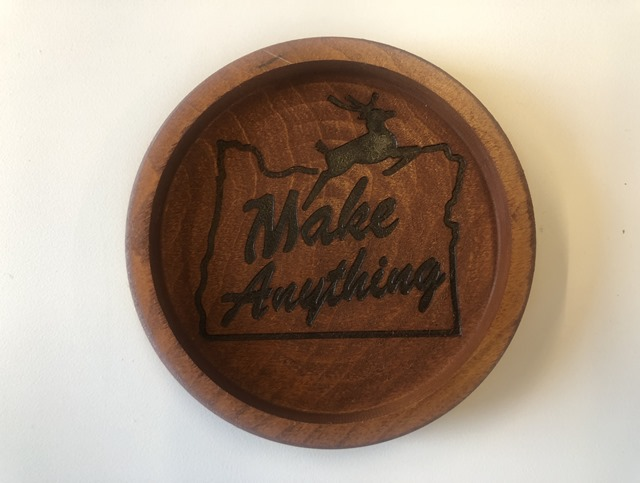 Make Anything Coaster