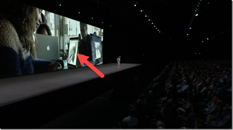 Fusion 360 seen at WWDC18