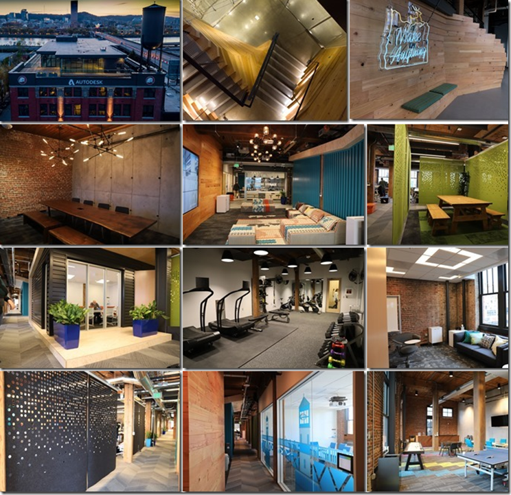 More Autodesk Portland office photos