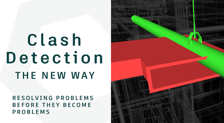 Clash Detection the New Way…and in context when using MR.
