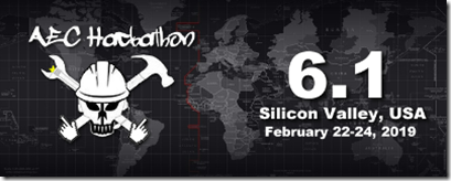 AEC Hackathon Silicon Valley Feb 22-24, 2019