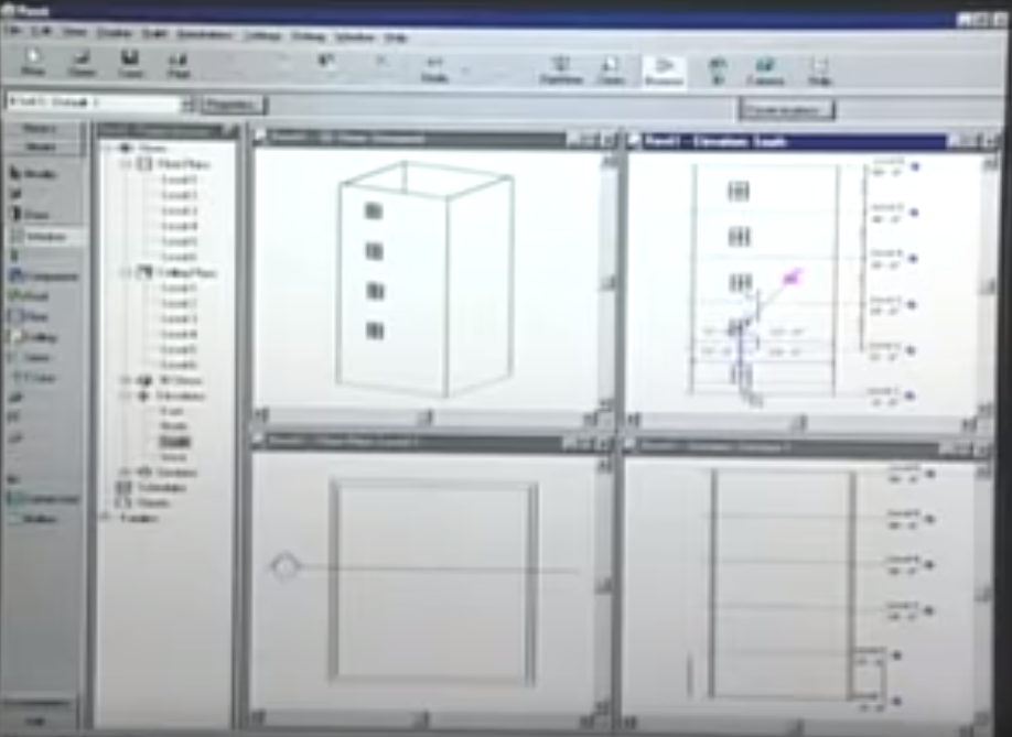 Revit Timeline from 1 0 to 2019 2 (Between the Lines)