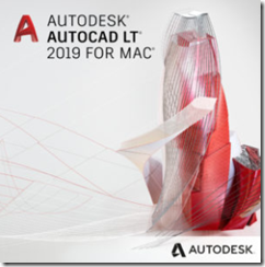 AutoCAD LT 2019 for Mac