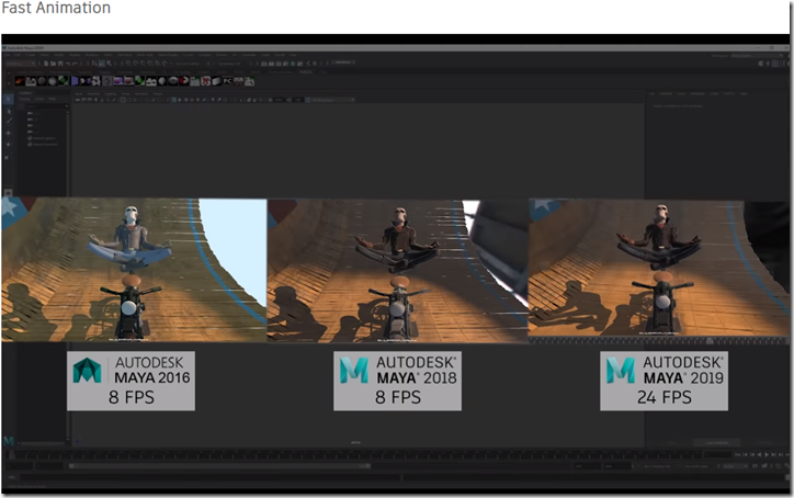 Autodesk Maya 2019 is Here