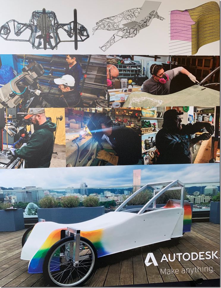 Autodesk soapbox derby car 2019