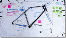 SOLID bike design sketches