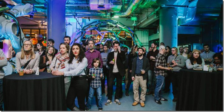 Autodesk Technology Center in Boston is Holding a Design Night
