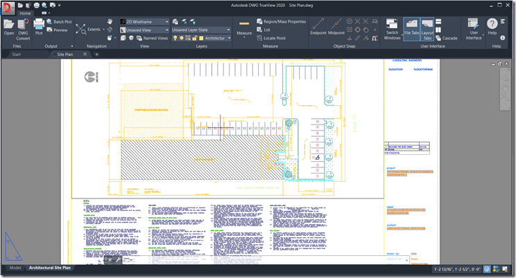 Autodesk TrueView a Free 100% DWG File Viewer