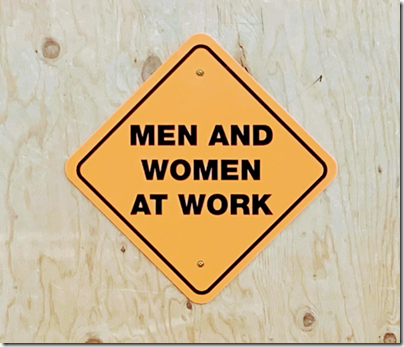 Men and Women at Work