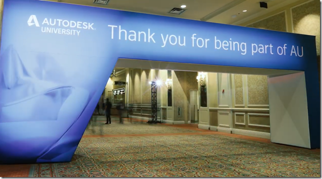 Autodesk University 2019 – That's a Wrap!