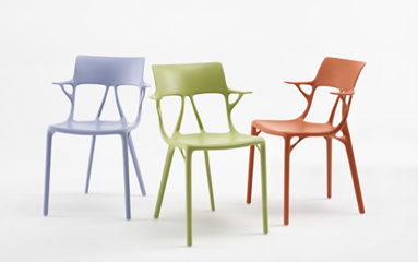Philippe Starck Partners With Intelligent Generative Design to Co-Create His Next Masterpiece for Kartell