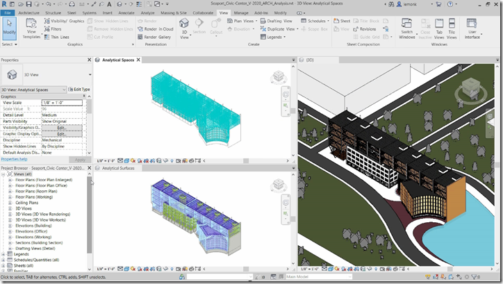 Revit 2020 1 Is Released (Between the Lines)