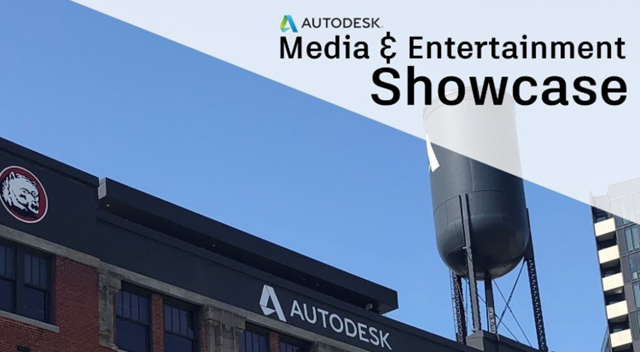 Media and Entertainment Showcase.