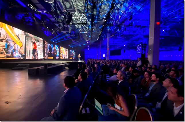 Autodesk University  2019 General Session Opening Keynote