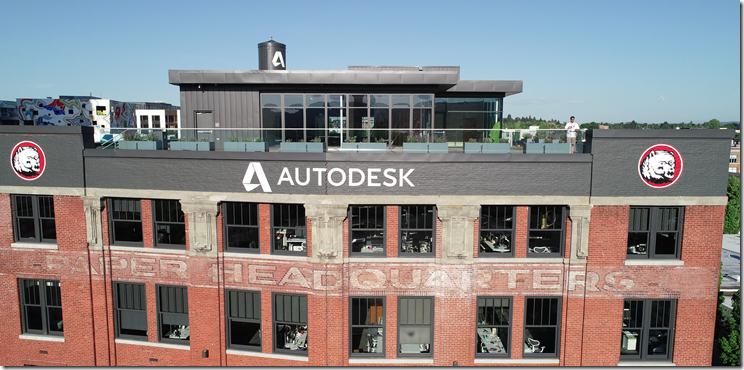 Autodesk Portland Office Building