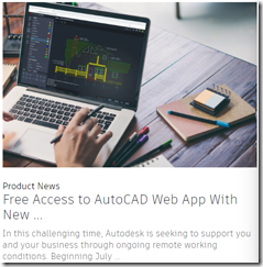 Read More from the AutoCAD Blog