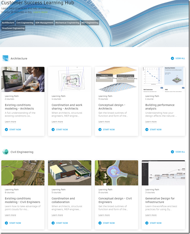 Customer Success Hub Learn Valuable Autodesk Product Skills For Free Between The Lines