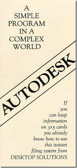 Autodesk Contact Manager