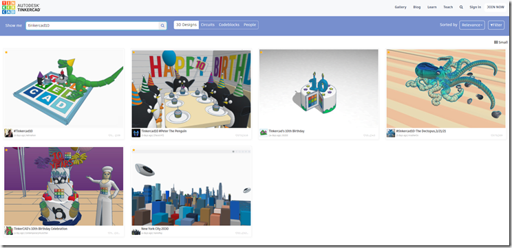 Happy 10th Birthday Tinkercad!