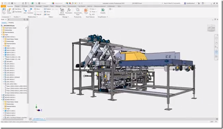 Autodesk Inventor 2002 Released