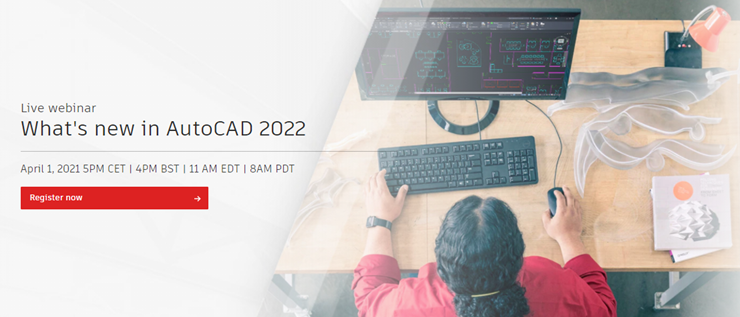 What's new in AutoCAD 2022