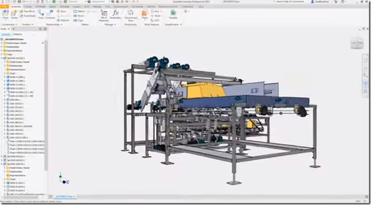 Autodesk Inventor What's New 2022: Model states