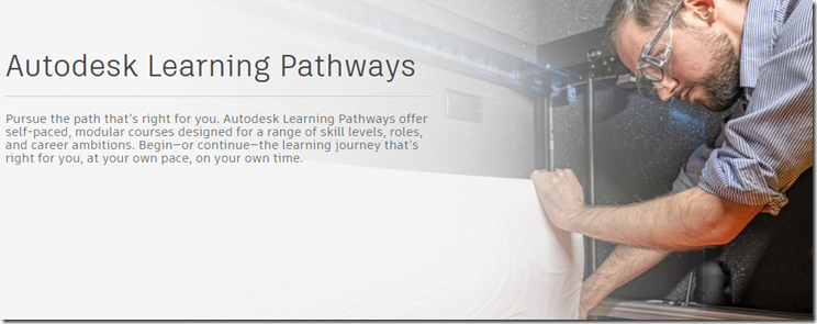 Learning Pathway for Autodesk Certification