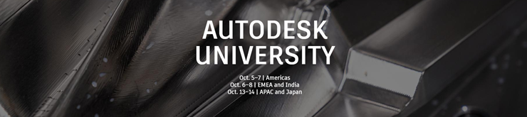 Join Us This October for AU 2021