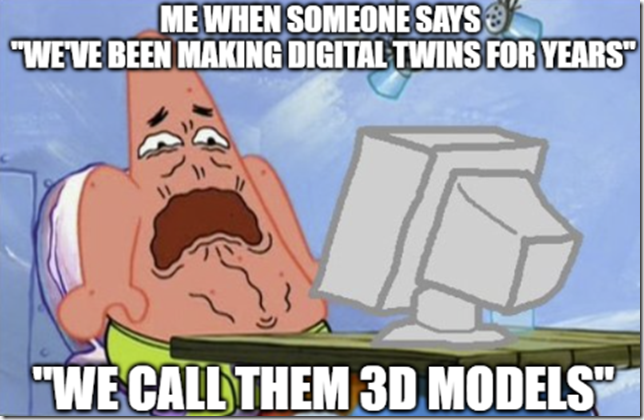 Digital Twin is So Much More Than Just a 3D Model