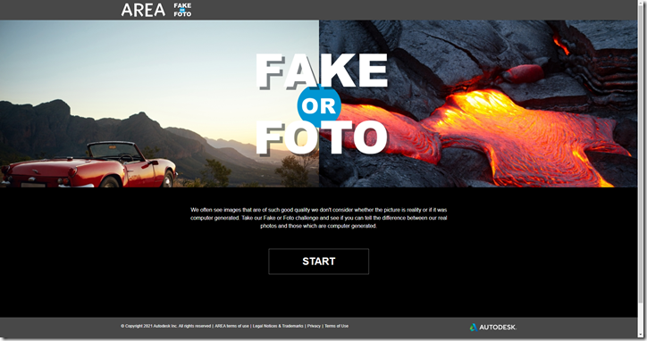 Fake or Photo – What is Your Score?