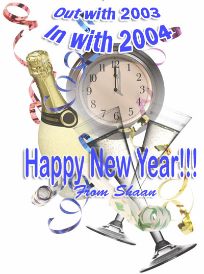 well the west coast has now rang in the new year i hope everyone has a safe new years day and a better year than the last