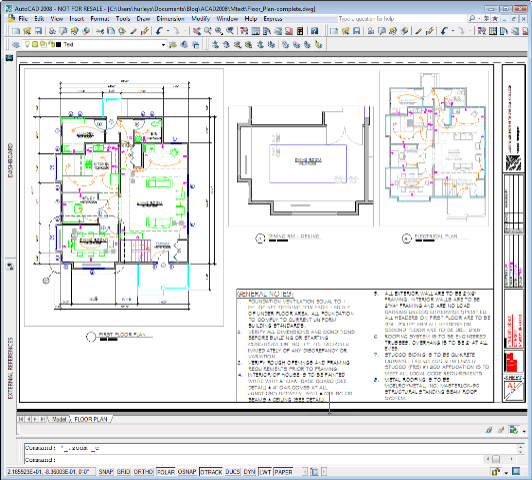 Autocad export layout to model space tool alpha for Space layout tool