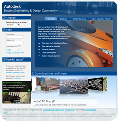 Students, Teachers, Get Your Free Autodesk Design