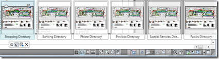 AutoCAD 2009 Quick View Layouts