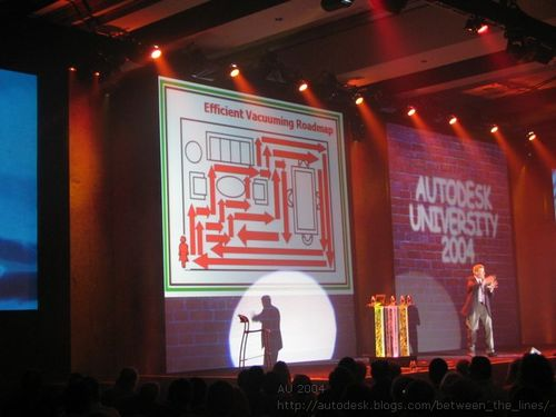 AU 2004 Thursday Night Event - Comedian Don McMillan