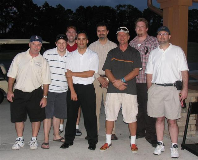4th Annual AU Duffer's Anonymous Open